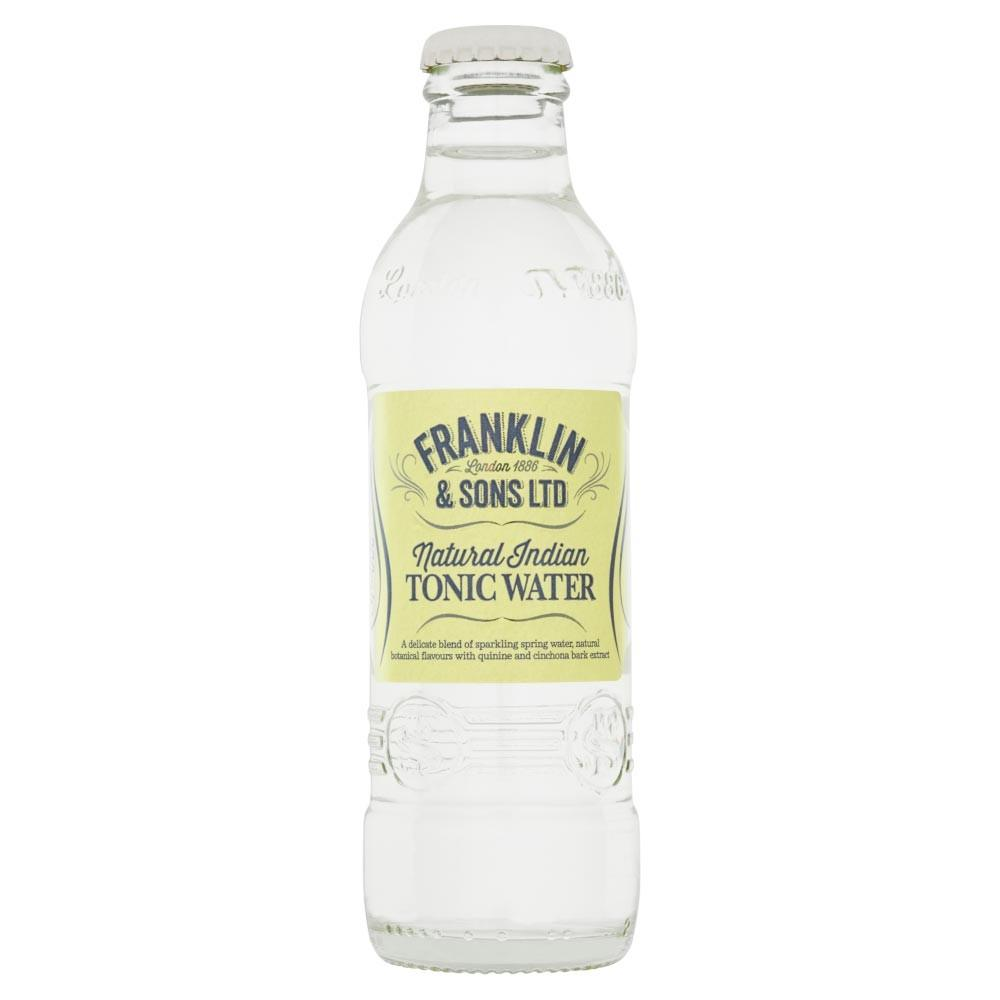 SALE  Franklin and Sons Natural Indian Tonic Water 200ml
