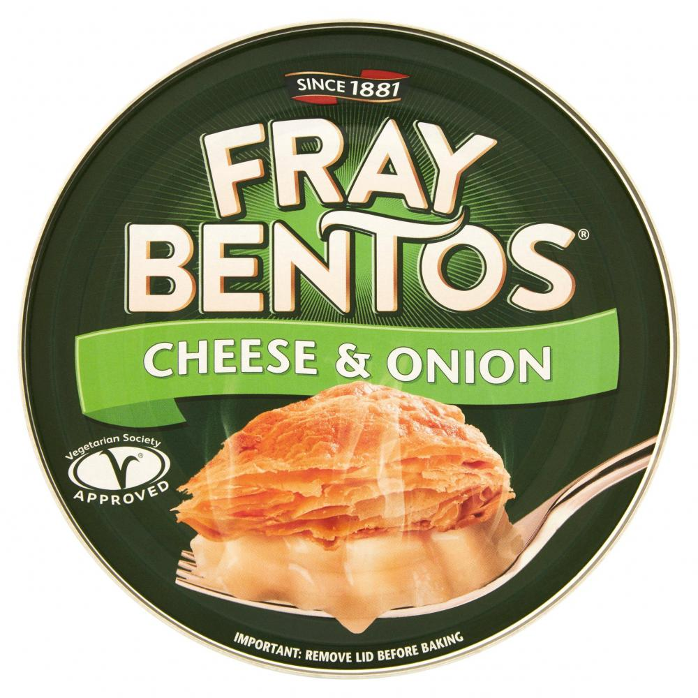 Fray Bentos Cheese and Onion 425g