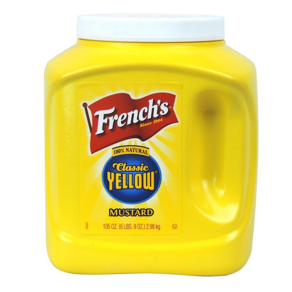 Frenchs Classic Yellow Mustard 2.98Kg