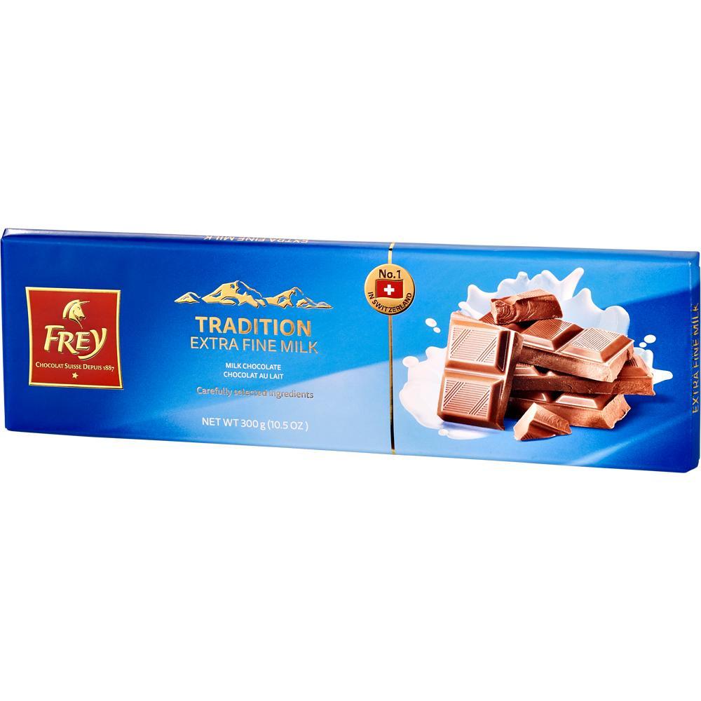Frey Extra Fine Milk Chocolate 300g