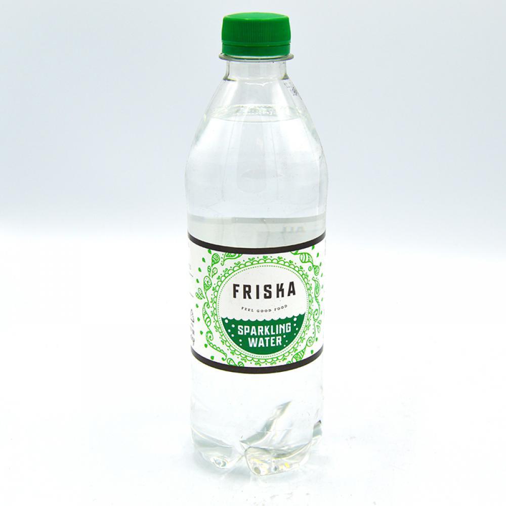 Friska Sparkling Water 500ml