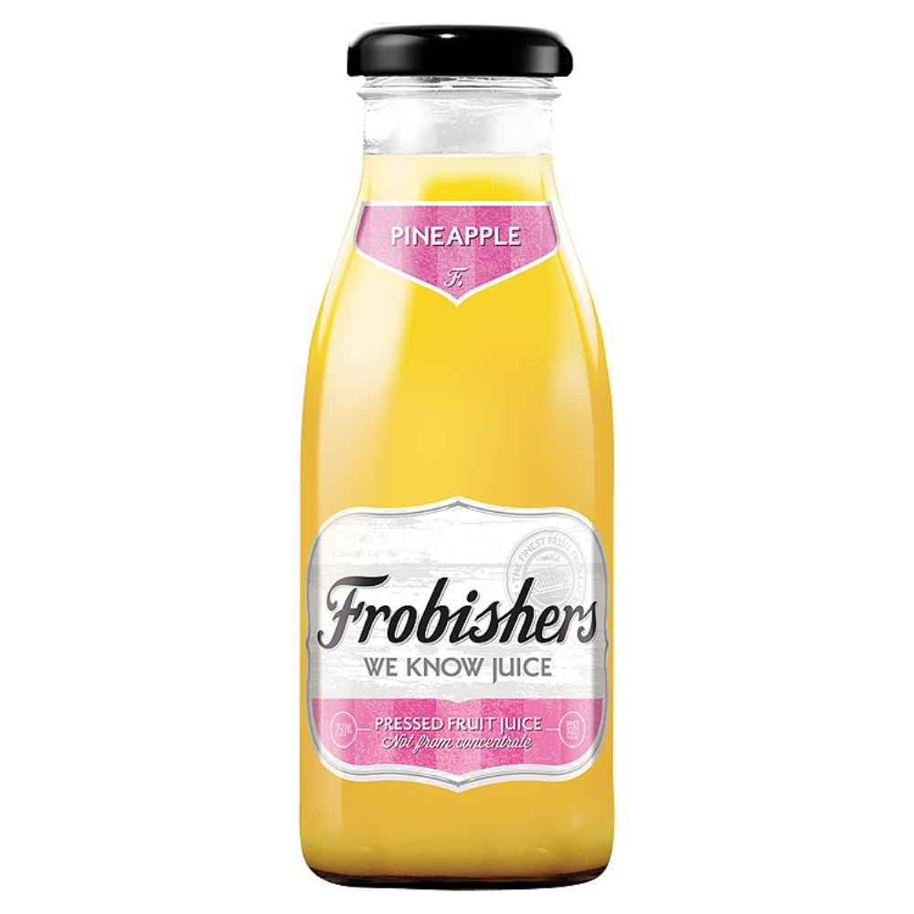 Frobishers Pressed Pineapple Fruit Juice 250ml
