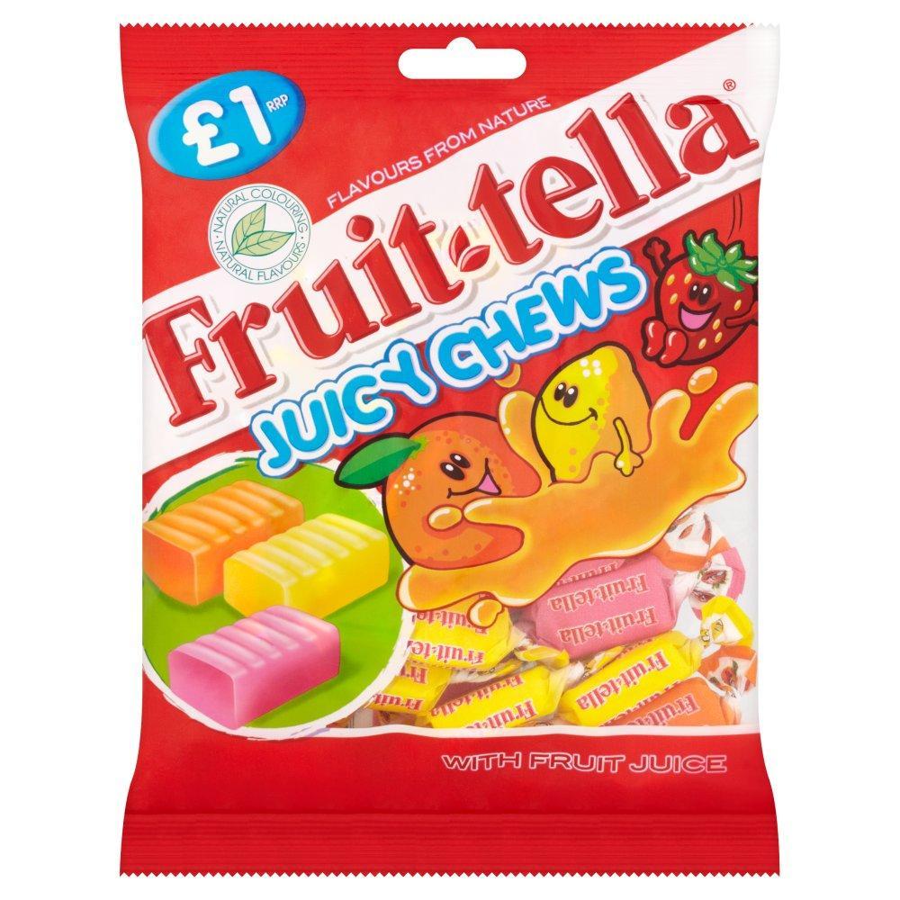 Fruittella Juicy Chews with Fruit Juice 135g