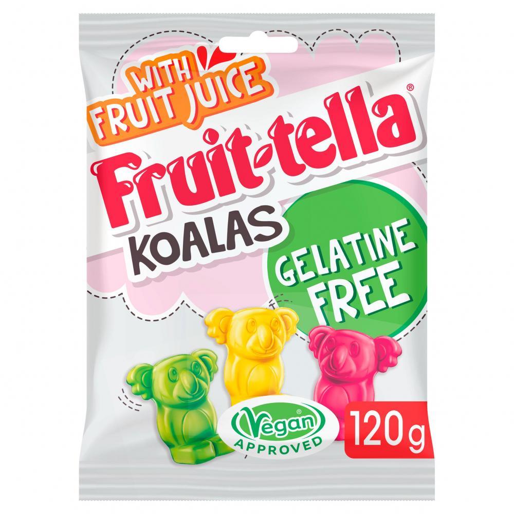 Fruittella Koalas 120g