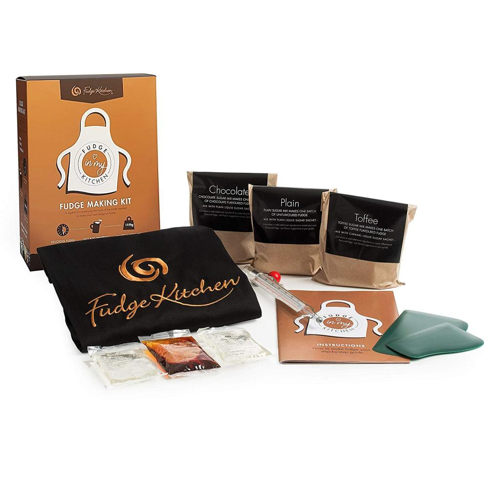Fudge Kitchen Make Your Own Connoisseur Fudge Kit