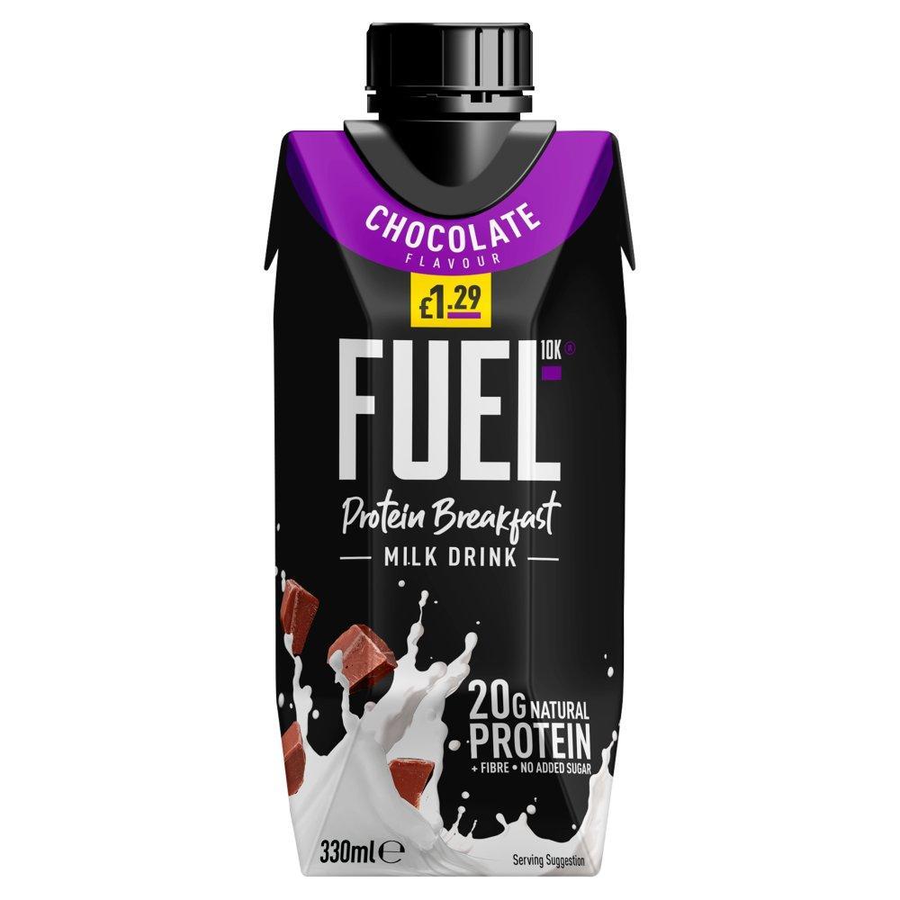 Fuel 10K Chocolate Breakfast Milk Drink 330ml