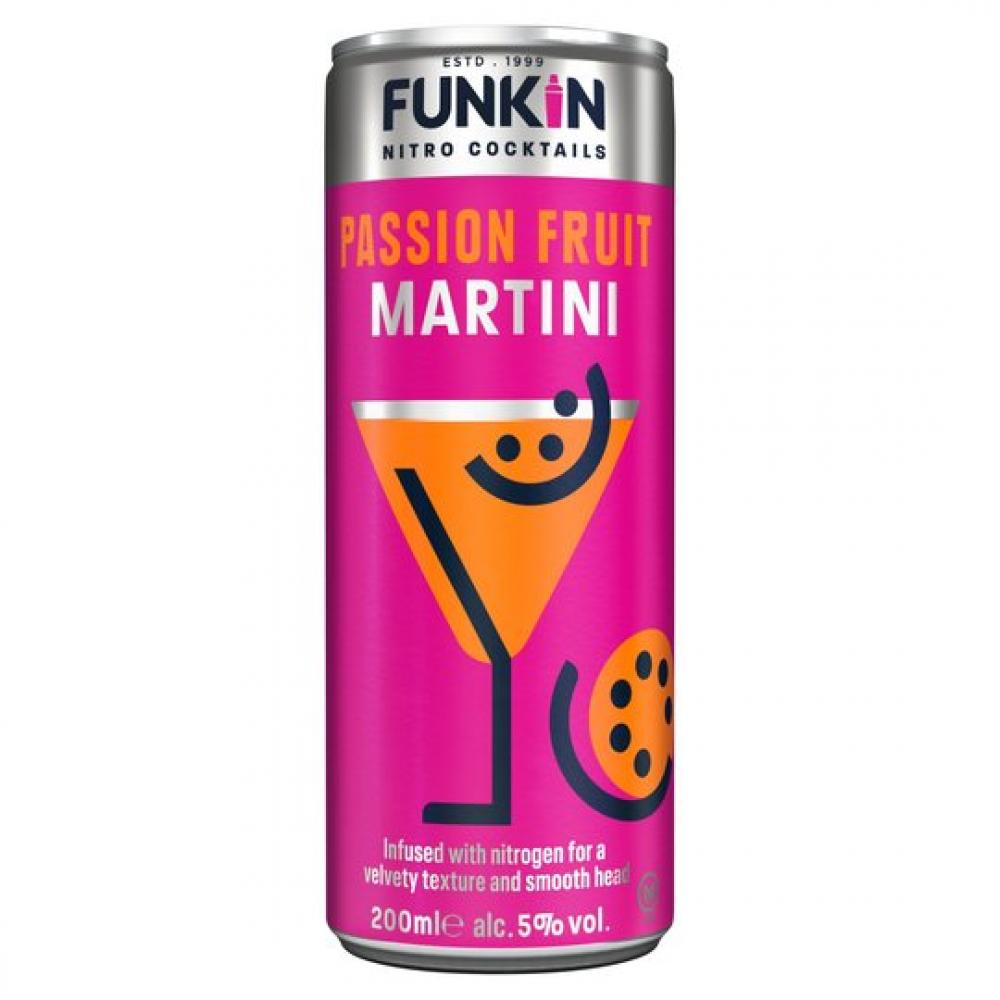 Funkin Passion Fruit Martini 200ml