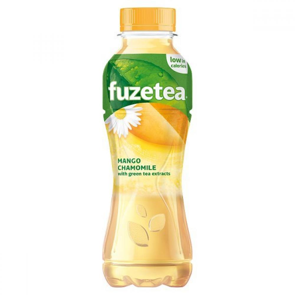 Fuzetea Mango and Chamomile Iced Tea 400ml