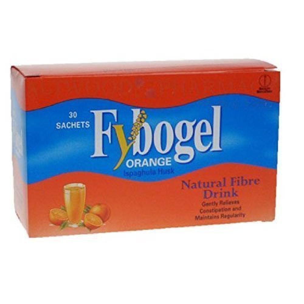Fybogel Orange Ispaghula Husk 30 Sachets Damaged Box