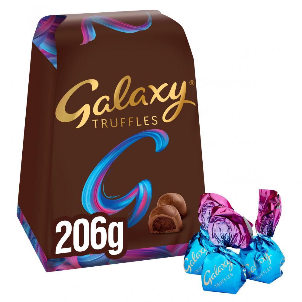 Galaxy Truffles Box 206g