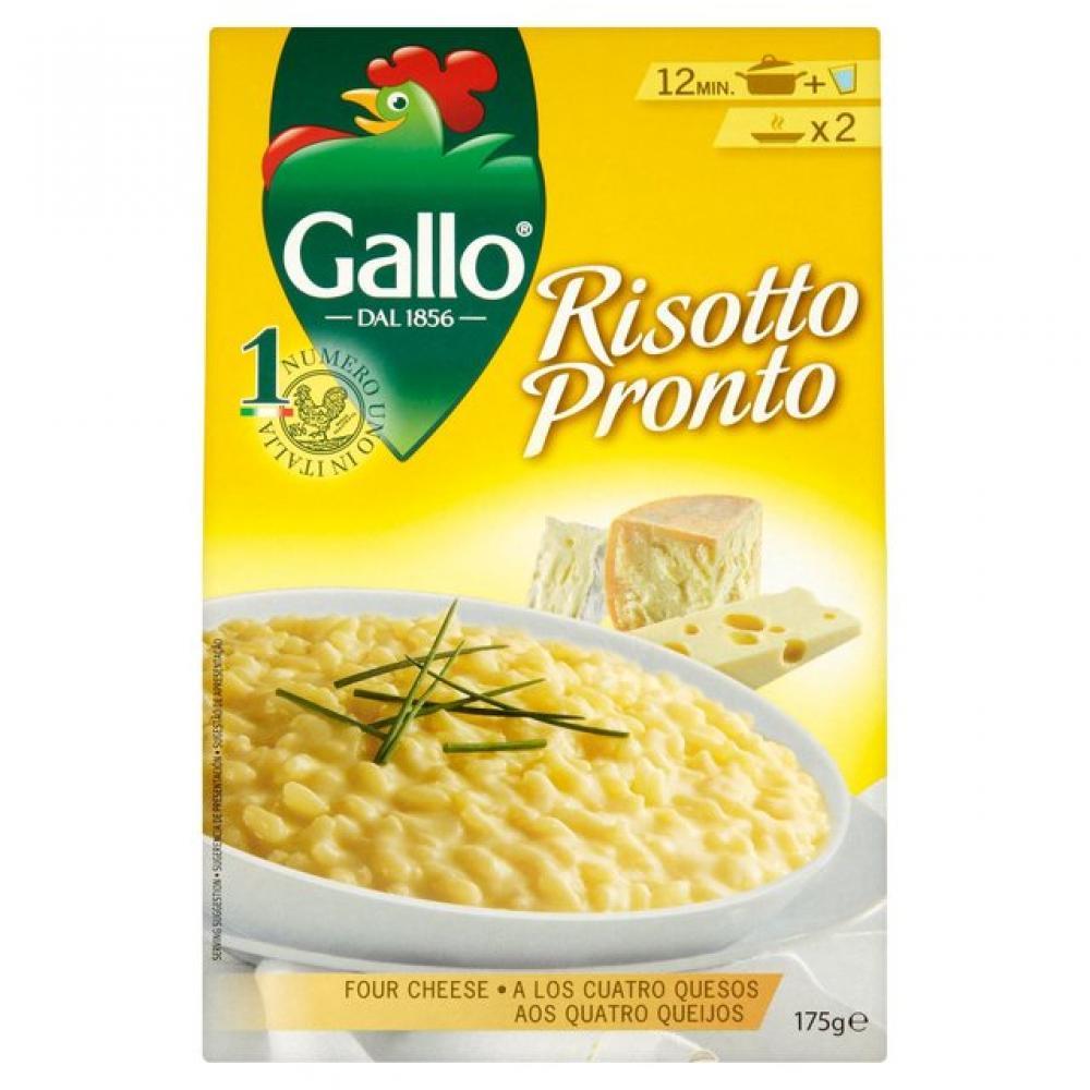 Gallo Risotto Pronto 4 Cheese 175 g