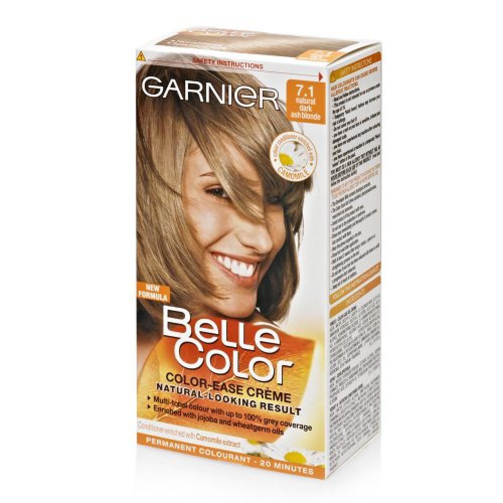 Garnier Belle Color Ease 7.1 Natural Dark Ash Blonde