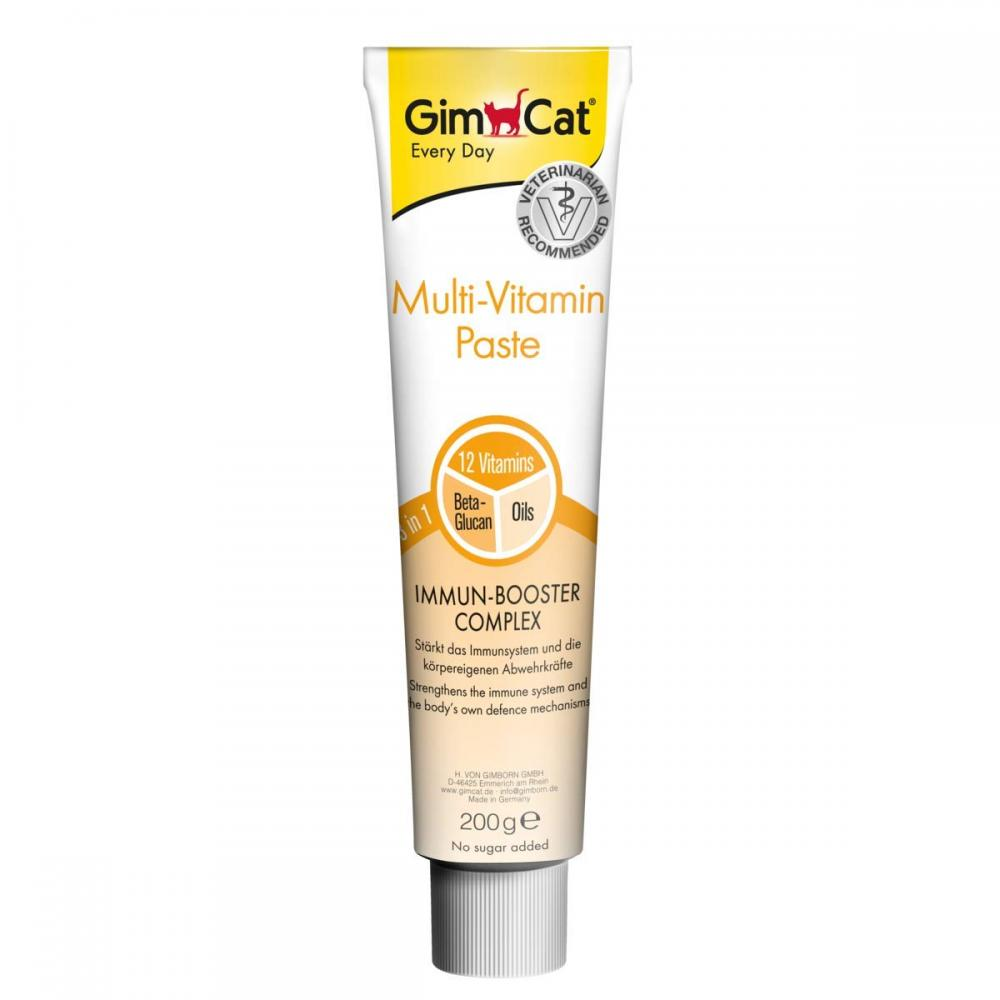 GimCat Multi Vitamin Paste 200 g Damaged Box