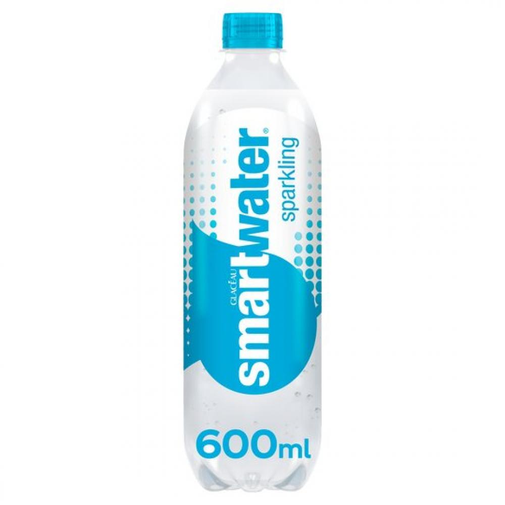 Glaceau Smart Water Sparkling 600ml