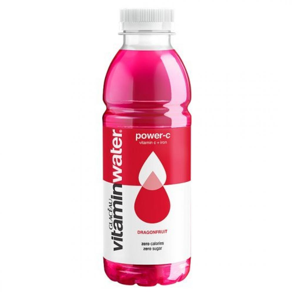 Glaceau Vitamin Water Power C Dragonfruit 500ml