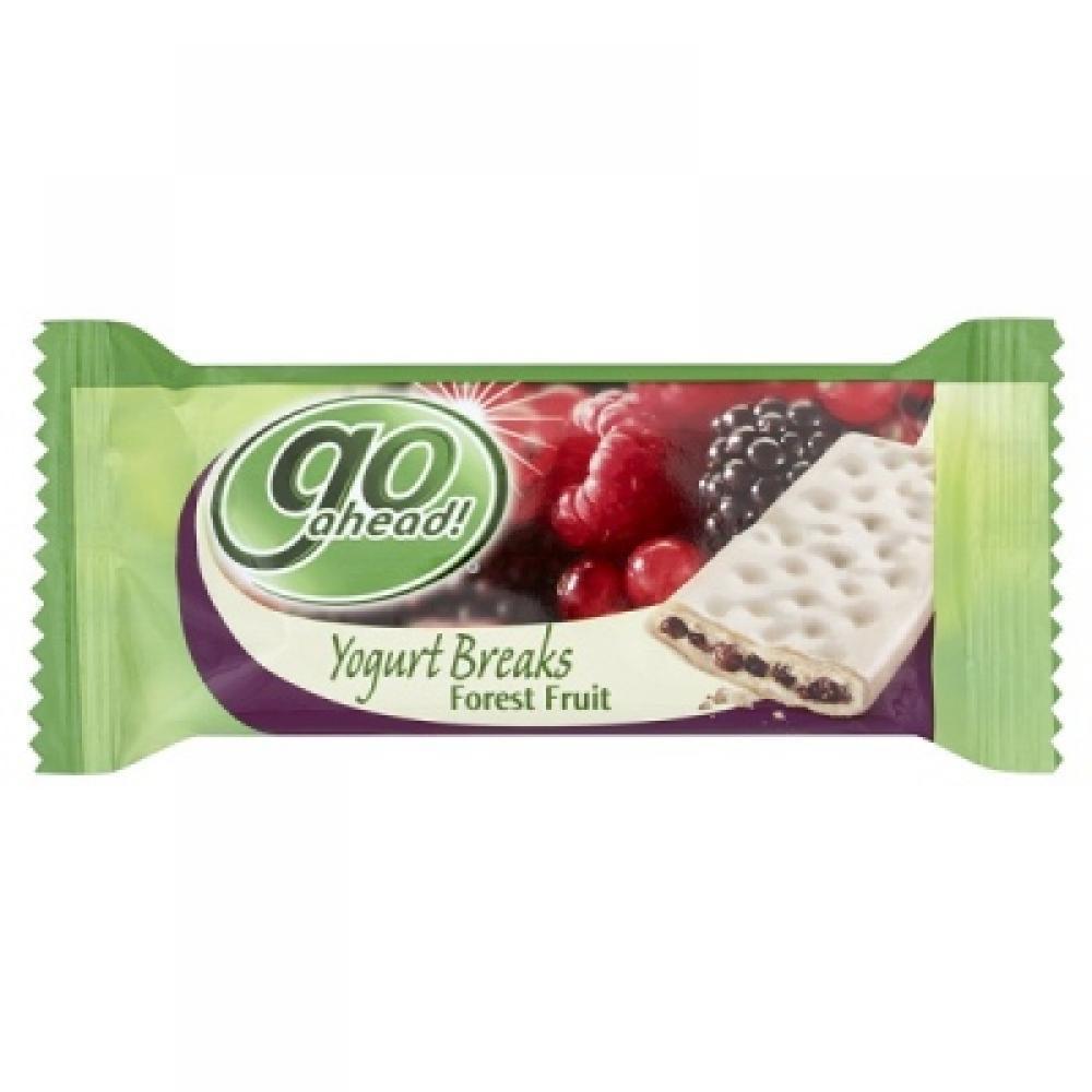 Go Ahead Yogurt Breaks Forest Fruit 35g