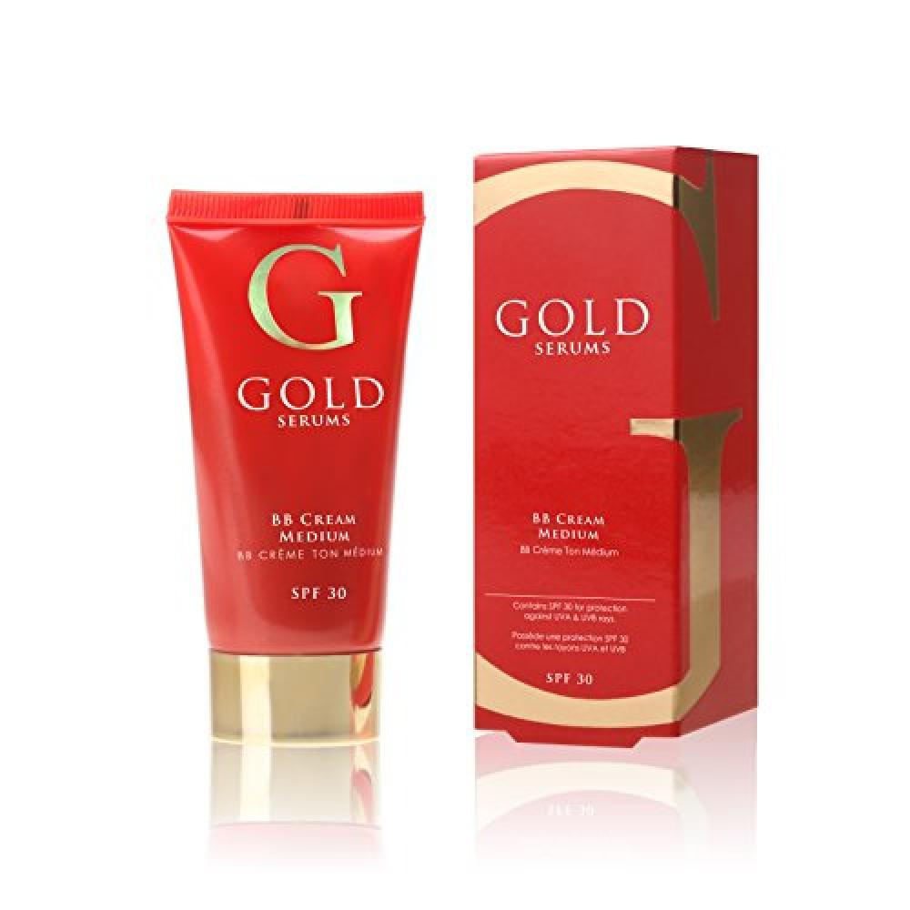 Gold Serums BB Cream with SPF 30 Medium