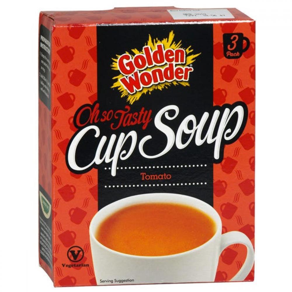 Golden Wonder Cup a Soup Tomato 3 x 24g