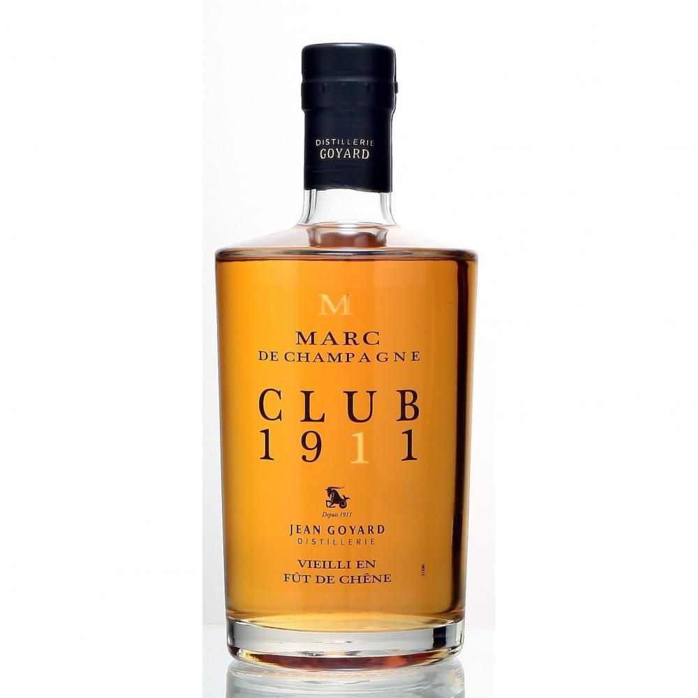 Goyard Destillerie Marc De Champagne Club 1911 700ml