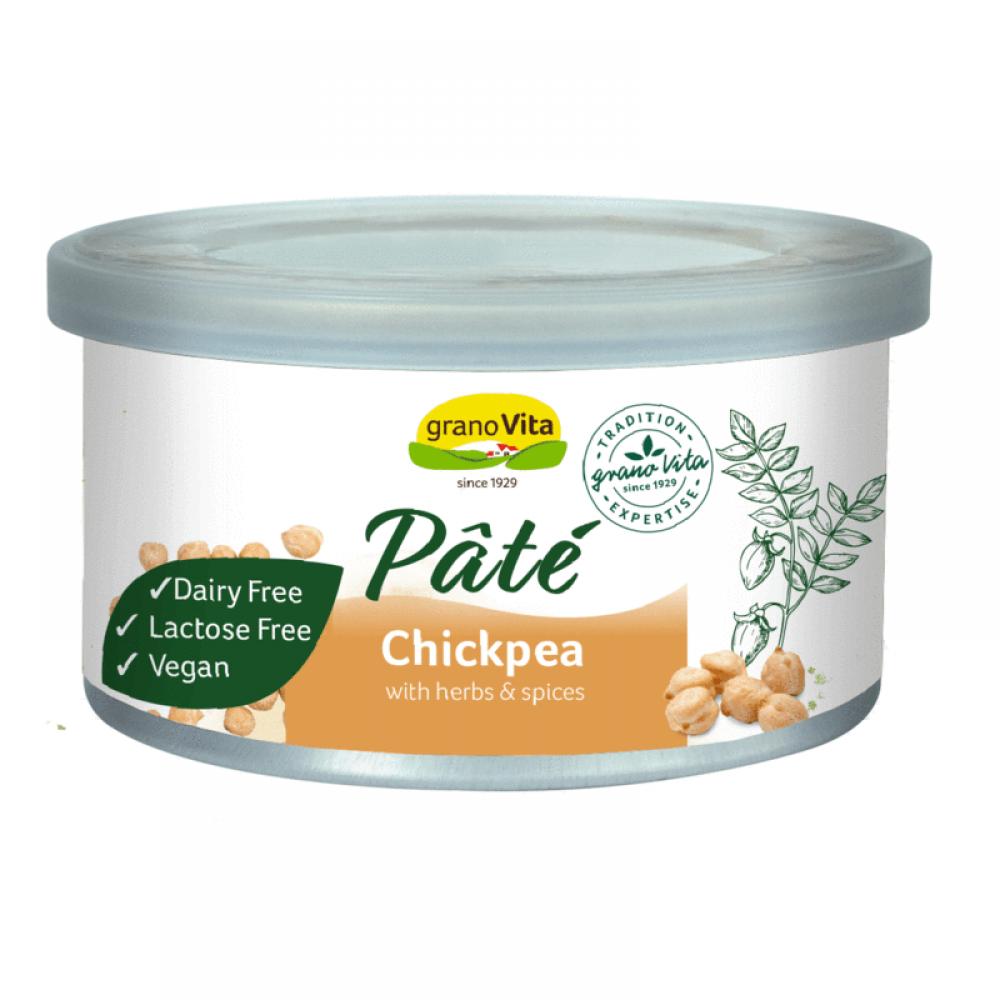 Granovita Chickpea Vegetarian Pate 125g