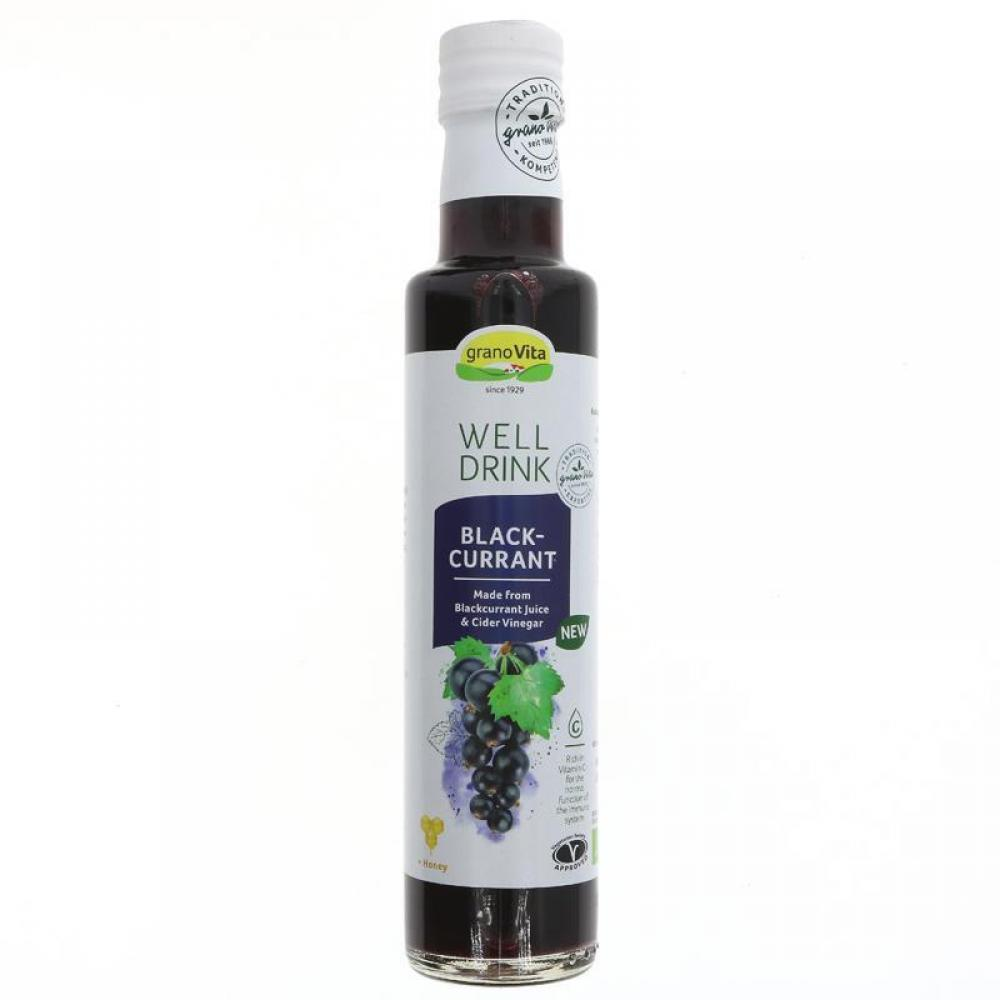 Granovita Well Drink Blackcurrant 250ml