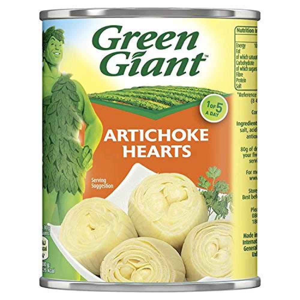 Green Giant Artichoke Hearts 400g