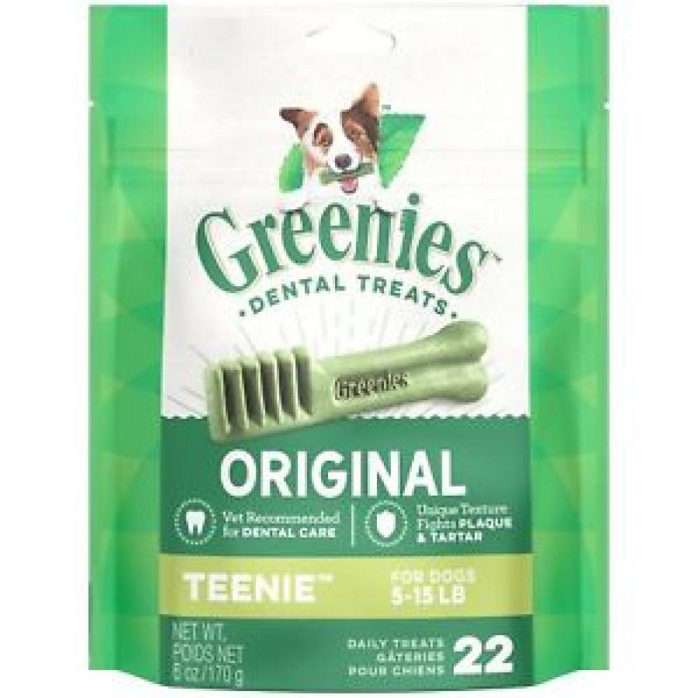 Greenies Daily Grain Free Teenie Dog Treats 170g