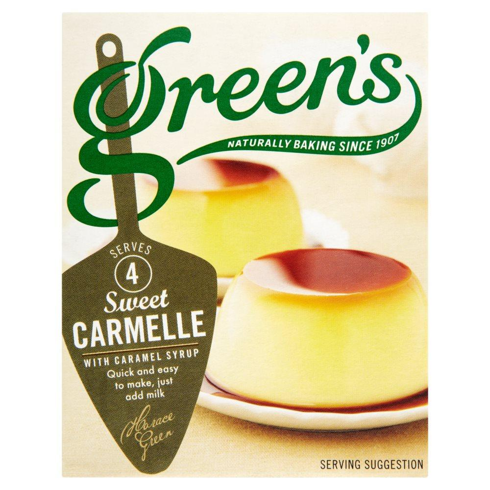 Greens Carmelle Mix 70g