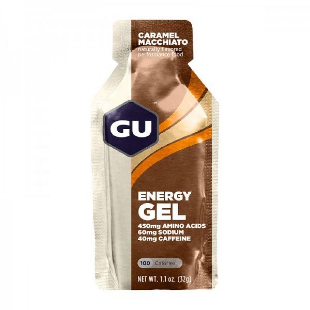 GU Caramel Macchiato Flavour Energy Gel 32g