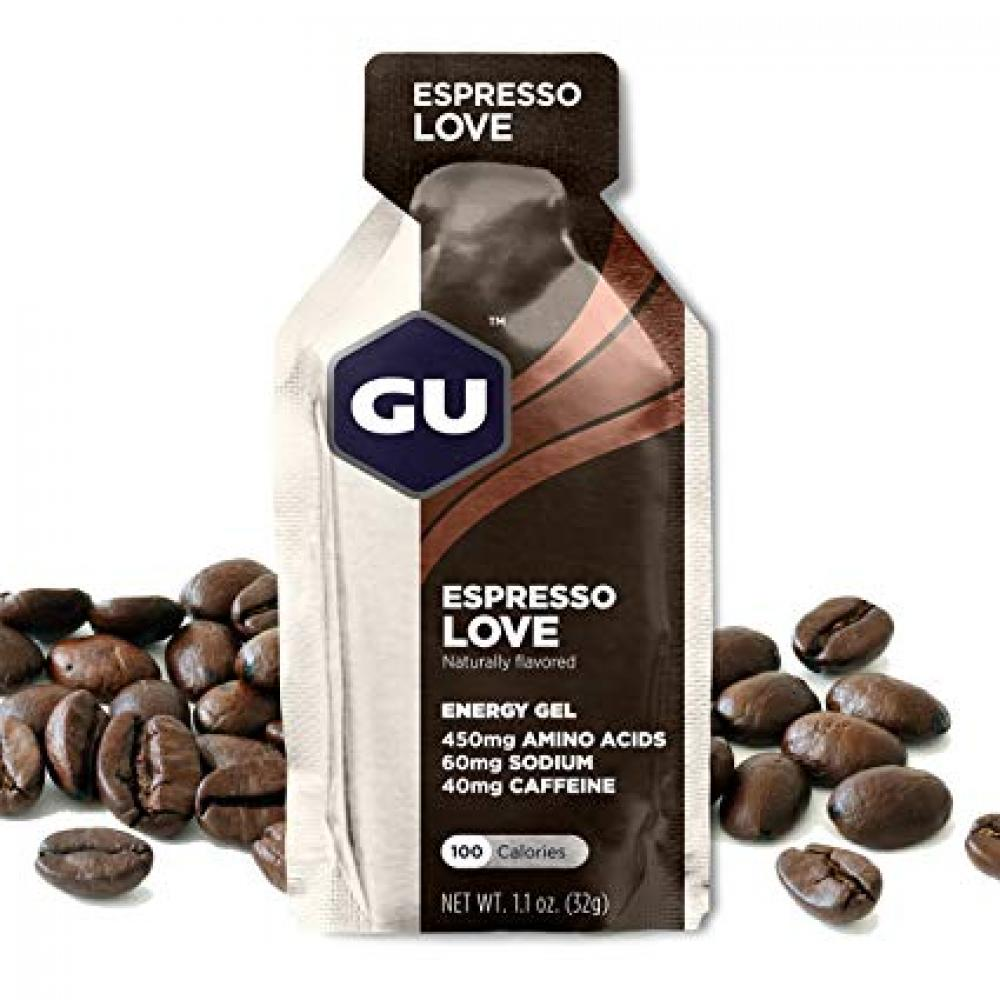 GU Espresso Love Energy Gel 32g