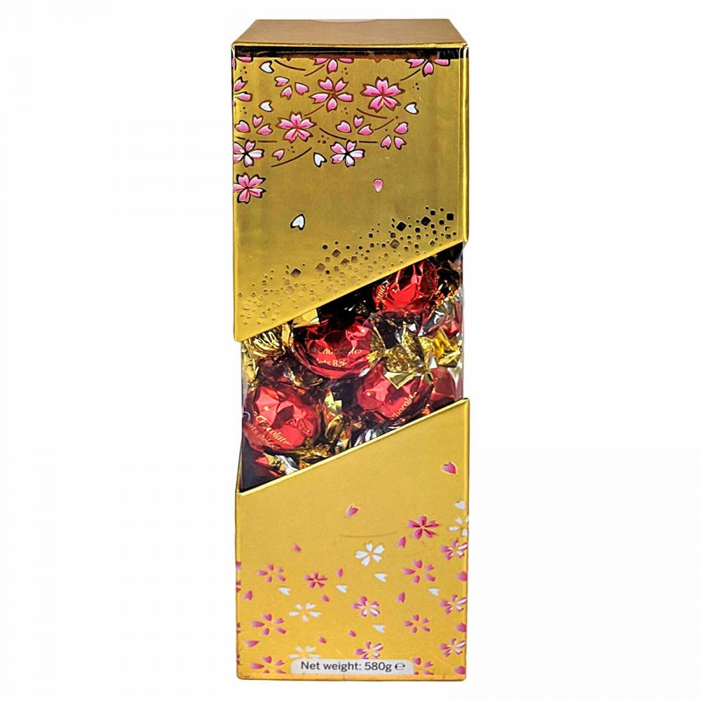 Gudrun Milk Chocolate with Truffle Filling 580g