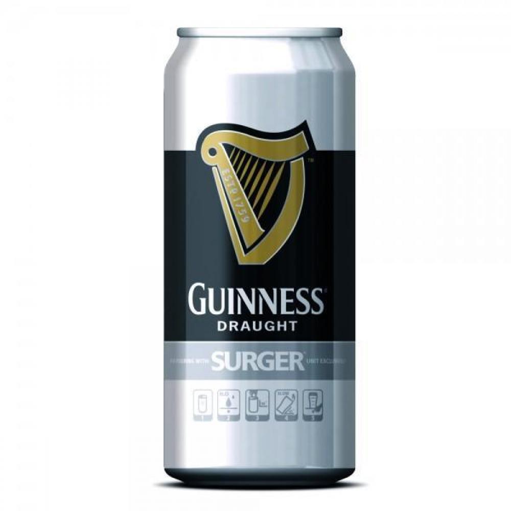 Guinness Draught Surger 500ml