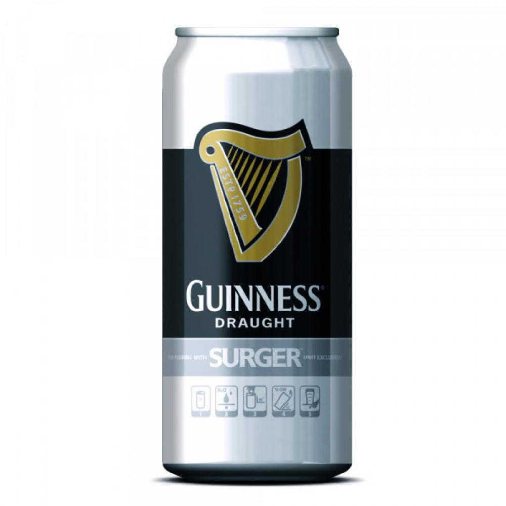 Guinness Draught Surger 520ml