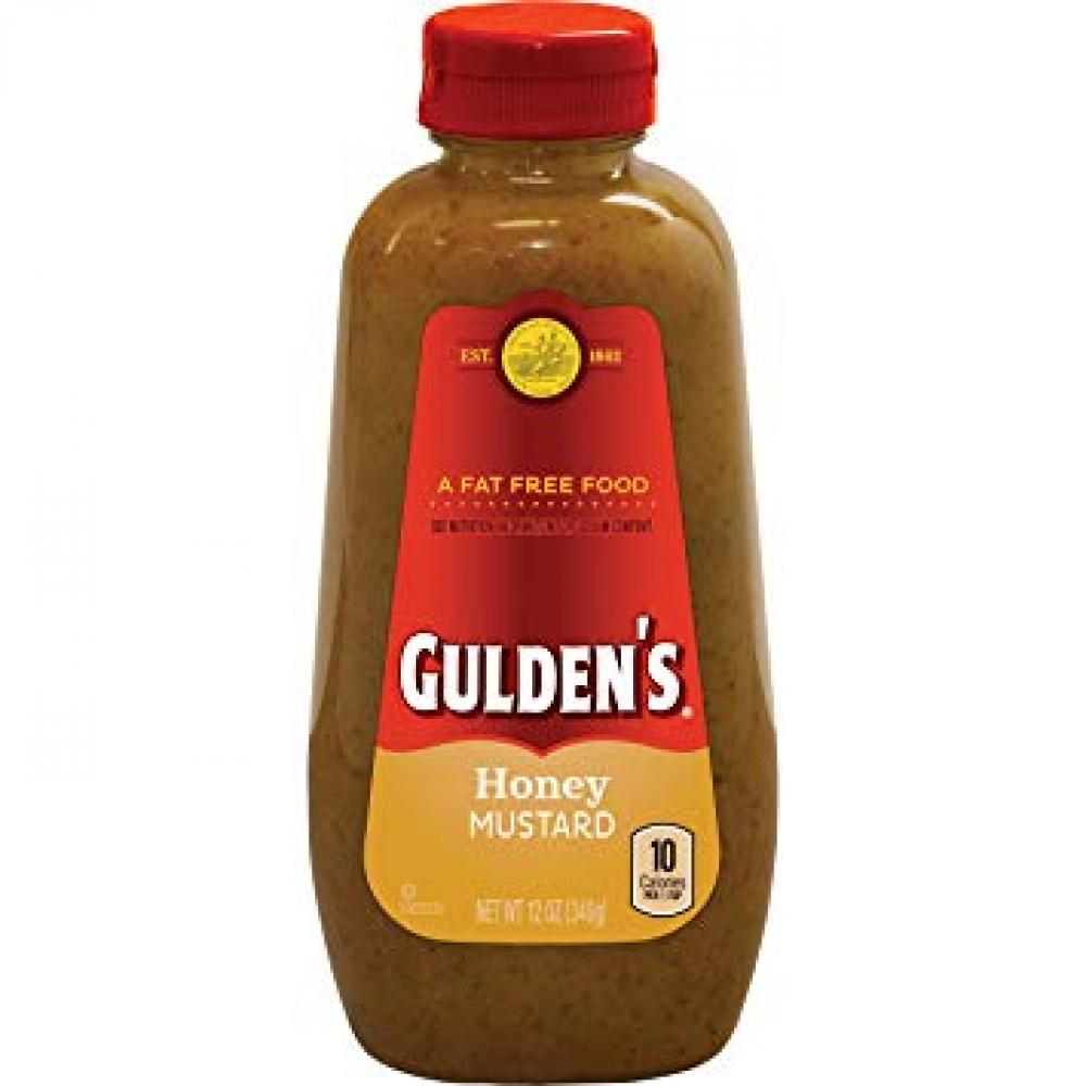 Guldens Honey Mustard 340g