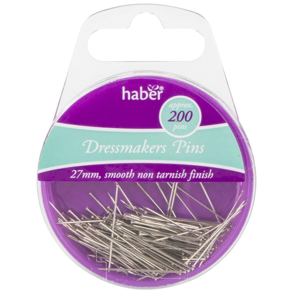 Haber 200 Dressmaker Pins