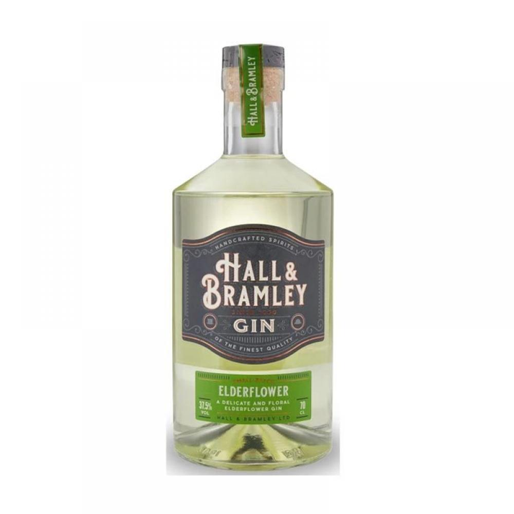 Hall and Bramley Elderflower Gin 700ml