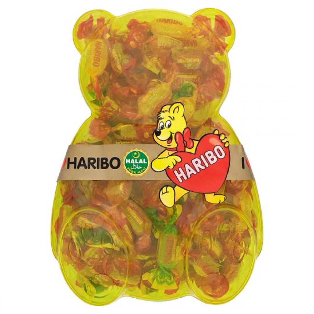 Haribo Fruit Flavour Soft Jelly 1kg
