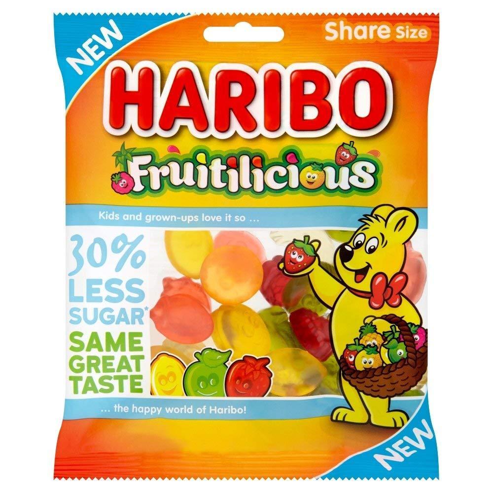 Haribo Fruitilicious 120g