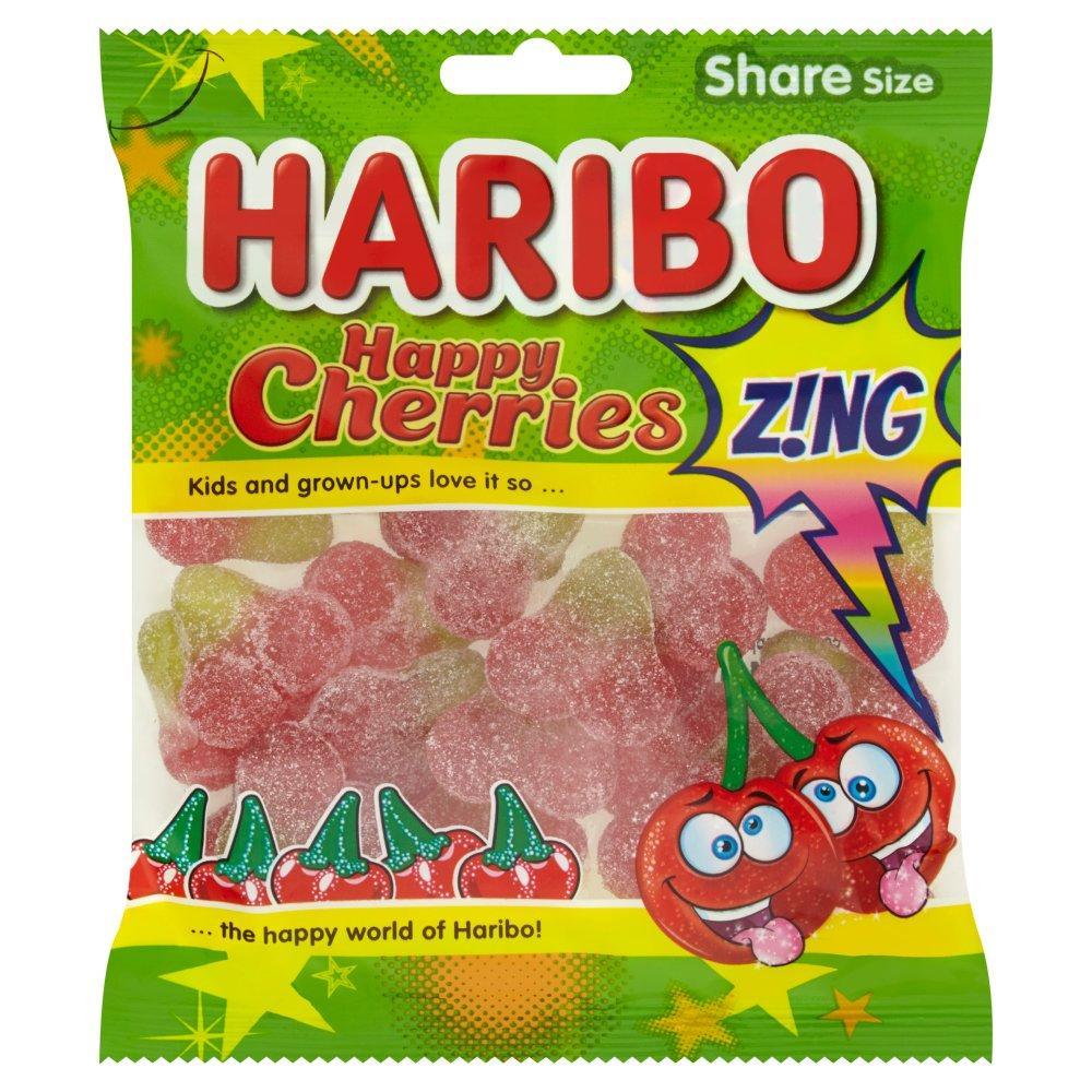 Haribo Happy Cherries 140g