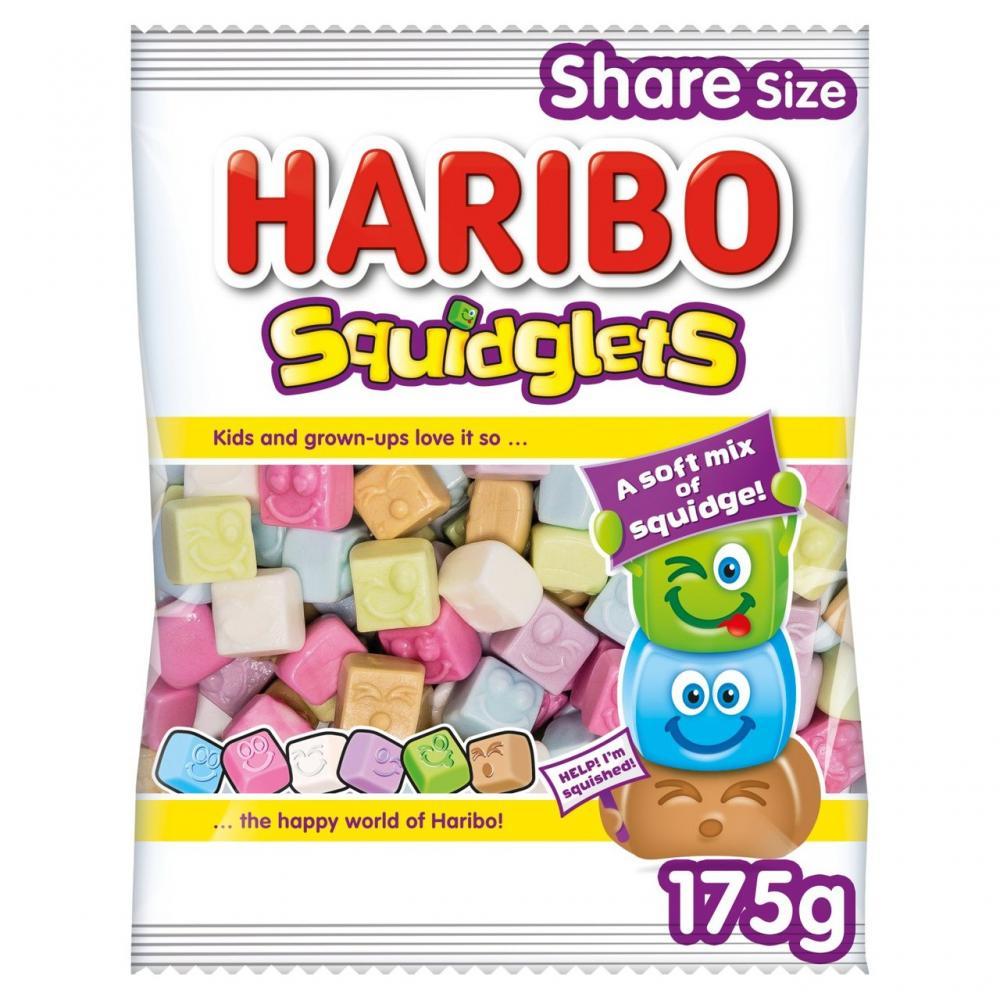 Haribo Squidglets 175g