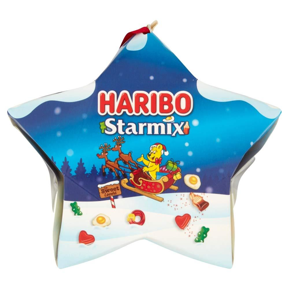Haribo Starmix Christmas Tree Decorations 42g