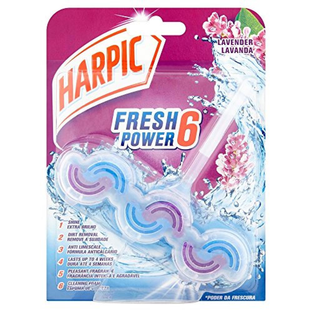 Harpic Fresh Power Lavender 39g