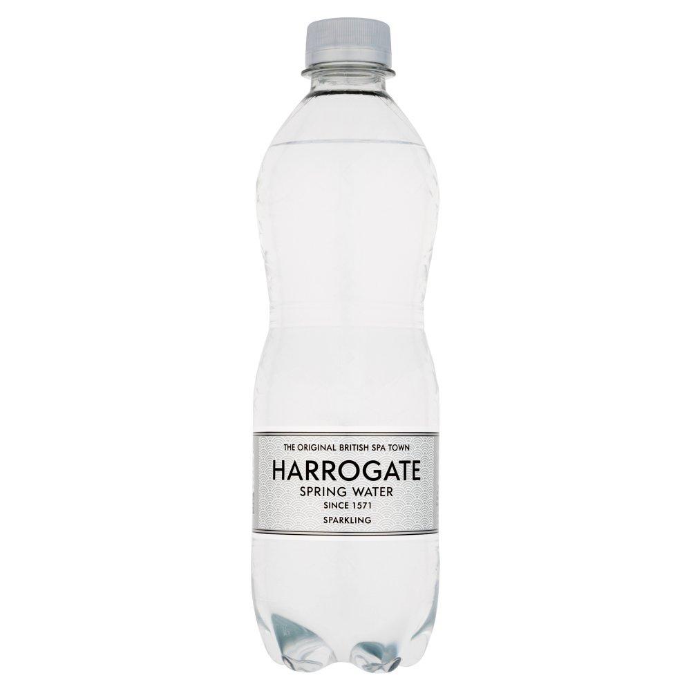 Harrogate Sparkling Spring Water 500ml