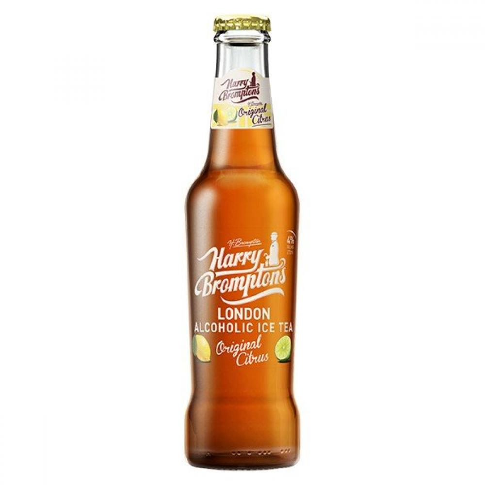 Harry Bromptons London Ice Tea Original Citrus 275ml