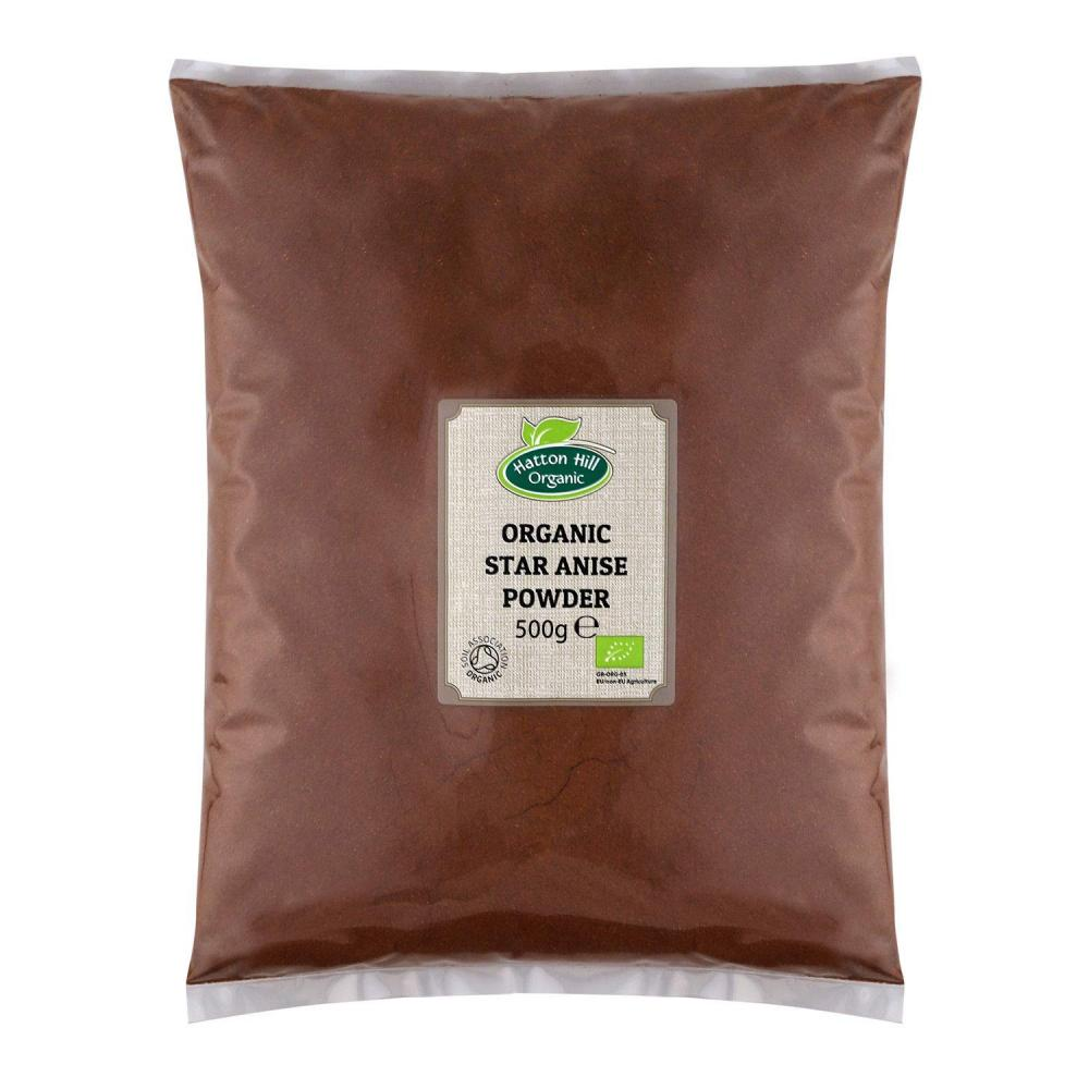 Hatton Hill Organic Star Anise Powder 500g