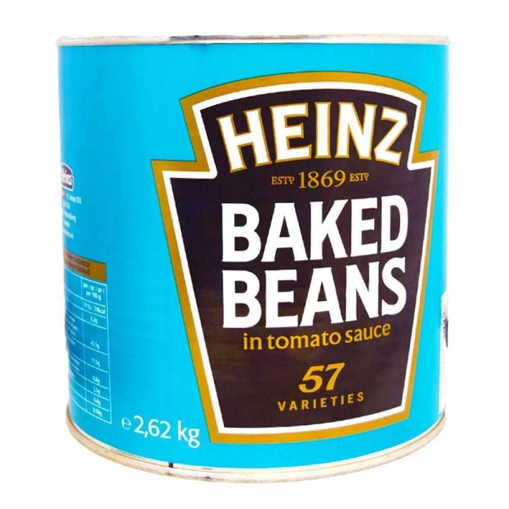 Heinz Baked Beans in Tomato Sauce 2.62kg