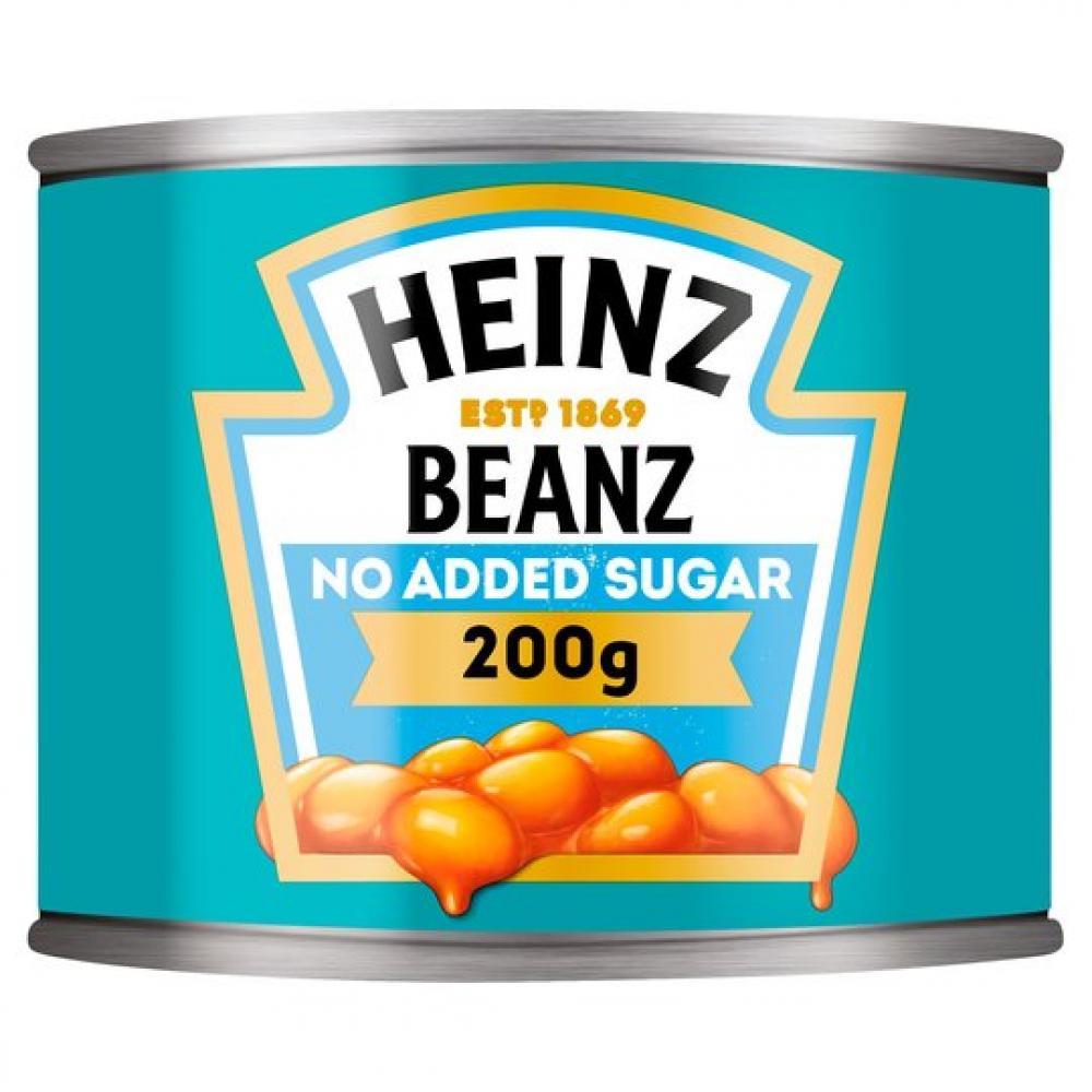 WEEKLY DEAL  Heinz Beanz No Added Sugar 200g