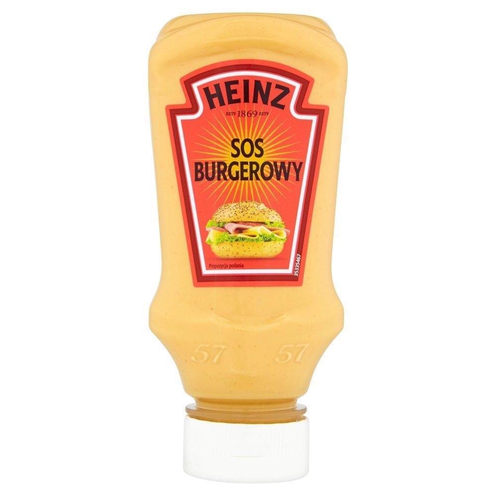 Heinz Burger Sauce 220ml