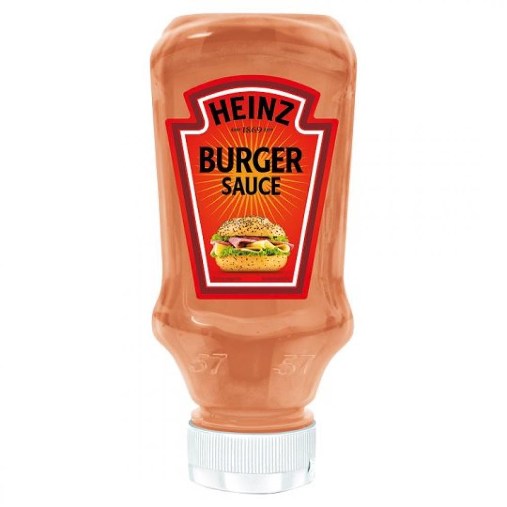 Heinz Burger Sauce