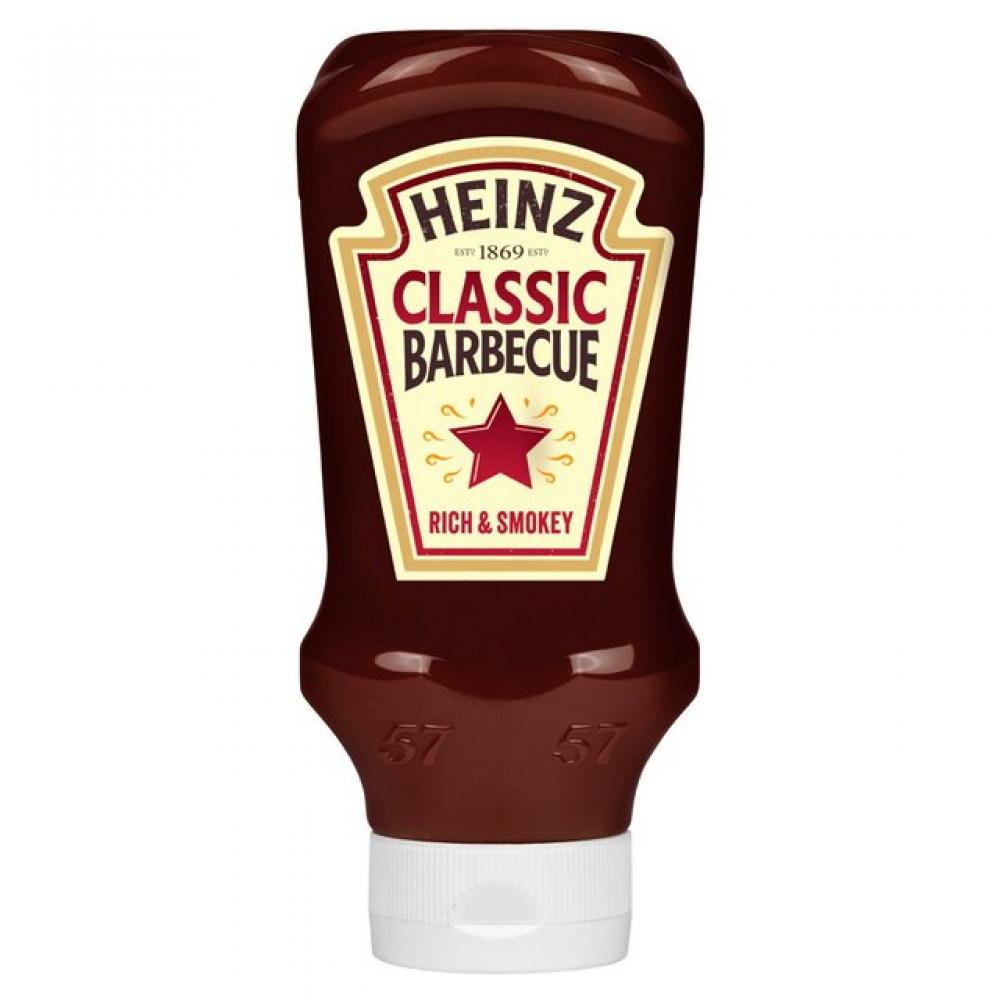 Heinz Classic Barbecue Sauce And Marinade 480g